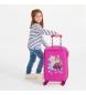Comprar Frozen Caixa de Cabine Rígida Sparkle Fuchsia -36x55x55x20cm