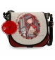 Bandolera Little Red Riding Hood -23x20.5x8.5cm-