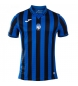 1ª Camiseta Atlanta   azul royal m/c