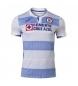 2ª Camiseta Cruz azul, blanco