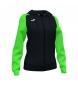 Compar Joma  Academy IV Zip-Up Hooded Jacket black, green