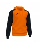 Comprar Joma  Academy IV Zip-Up Hooded Jacket orange, black