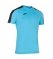 Compar Joma  Academy T-shirt turquoise fluorine