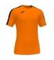 Camiseta Academy naranja