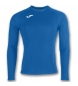 BRAMA FLEECE SHIRT ROYAL L/S