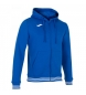 Compar Joma  Campus III Hooded Jacket blue
