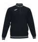 Compar Joma  Sweatshirt 1/2 zip Campus III black