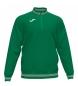 Compar Joma  Camisa de suor 1/2 zip Campus III verde