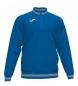 Comprar Joma  Sweatshirt 1/2 zip Campus III azul