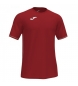Compar Joma  T-shirt Campus III rouge