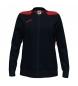 Compar Joma  Jacket Championship VI Full Zip black, red