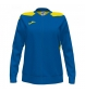 Comprar Joma  Chaqueta Championship VI Full Zip azul, amarillo