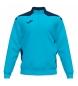 Compar Joma  Sweatshirt Campeonato VI azul turquesa fluoro