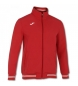 Compar Joma  Softshell Combi jacket red