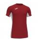 Camiseta Cosenza rojo
