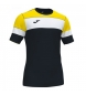 Camiseta Crew IV Algodón amarillo
