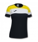Compar Joma  Camiseta Crew IV Algodón amarillo