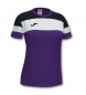 Compar Joma  Crew T-shirt IV Purple cotton