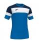 Compar Joma  Camiseta Crew IV Algodón azul