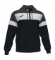 Compar Joma  Jacket Hooded Crew IV black