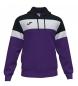 Compar Joma  Crew IV purple hoodie