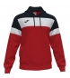 Compar Joma  Crew IV red hoodie