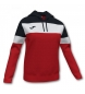 Compar Joma  Crew IV hoodie black, red