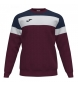 Compar Joma  Sweat Bordeaux Crew IV
