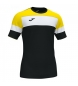 Compar Joma  Crew IV T-shirt yellow