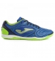 Compar Joma  Dribling blue football boot -Indoor