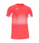 Compar Joma  T-shirt Elite VII rose