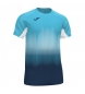 Compar Joma  T-shirt Elite VII blue