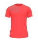 Camiseta Elite VIII coral