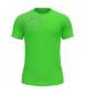 Joma  T-shirt vert Elite VIII