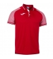 Compar Joma  Polo Essential II rouge