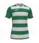 Camiseta Europa IV verde, blanco