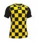 Comprar Joma  T-shirt Bandeira II preta, amarela
