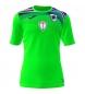 Camiseta portero Sampdoria verde m/c
