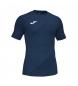 Compar Joma  T-shirt desportiva azul-marinho Haka