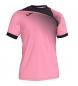 Compar Joma  Hispa II t-shirt pink, black