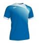 Camiseta Hispa II azul, blanco