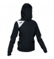 Compar Joma  Spike II W sweatshirt black, white