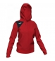 Compar Joma  Spike II W sweatshirt red, black