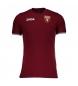 Camiseta Paseo Torino burdeos