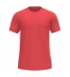 Compar Joma  Indoor Gym T-shirt coral