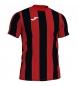 Camiseta Inter negro, rojo