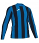 Camiseta Inter azul, negro