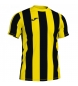 Camiseta Inter negro, amarillo
