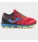 Compar Joma  Zapatillas Trail J.Sima JR 806 rojo