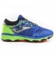 Comprar Zapaillas trail J.SIMA JR 904 ROYAL-FLUOR